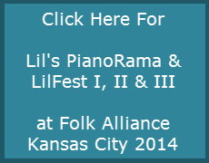 Folk Alliance 2014