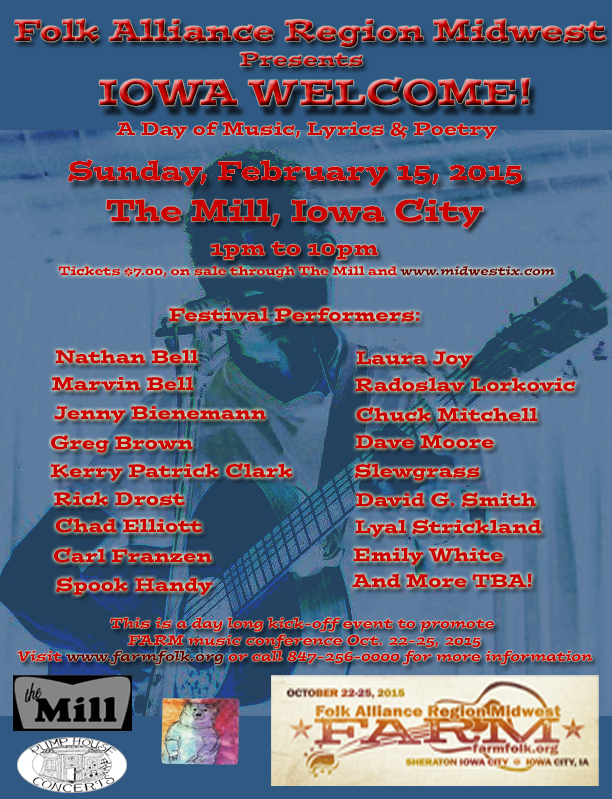 Folk Alliance Midwest 2015