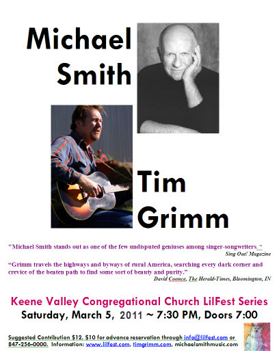 Smith- Grimm Concert