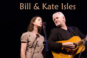 Bill and Kate Isles
